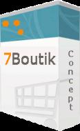 Assistance annuelle 7Boutik Cart Concept