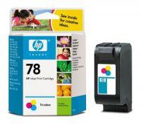 Hp 78 – cartouche d'impression 3-couleurs