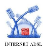 Abonnement mensuel Internet ADSL Basic 256k