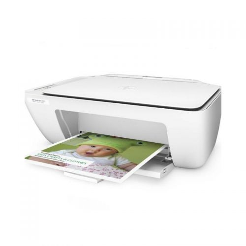 HP Imprimante Deskjet 2130 Tout-En-Un Multifonctions USB - Blanc - Garantie 12 Mois