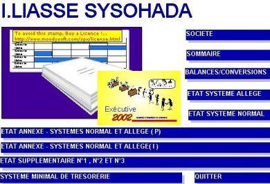i.Liasse : module d'édition de la liasse fiscale syscohada