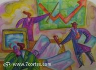 7Cortex intégration Enterprise Web 3.0 -Business on demand par Utilisateur et par Mois