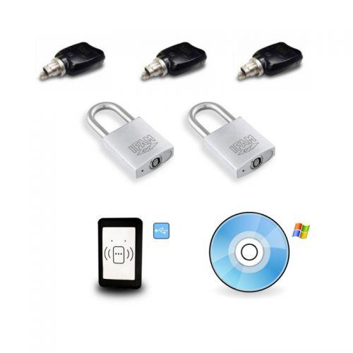 Pack SKL cadenas électronique N°1