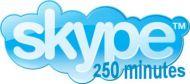 Unites telephoniques 250 minutes